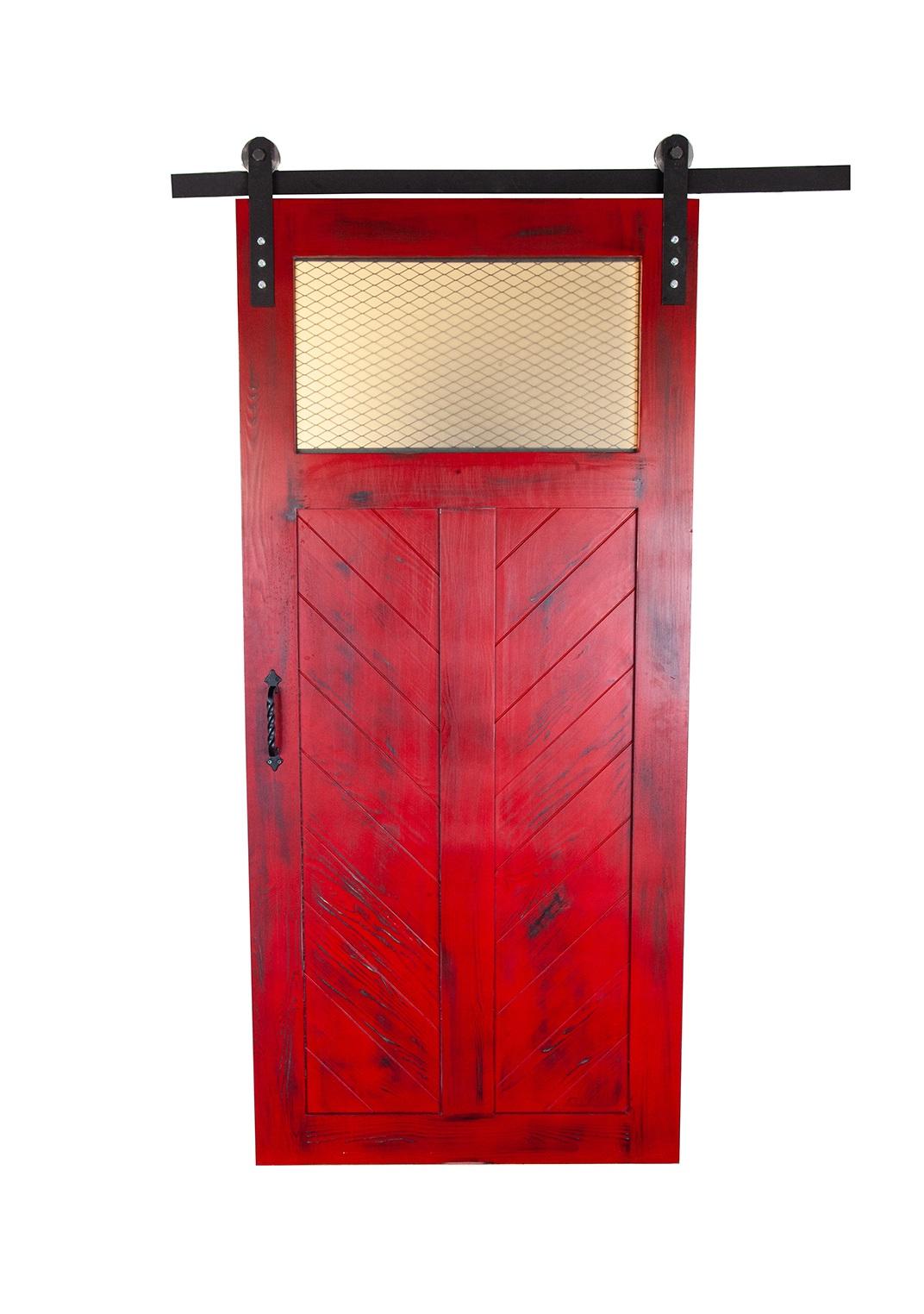 Дверь «Амбарная»