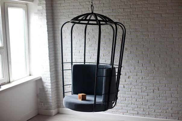 Кресло подвесное «Кламп»