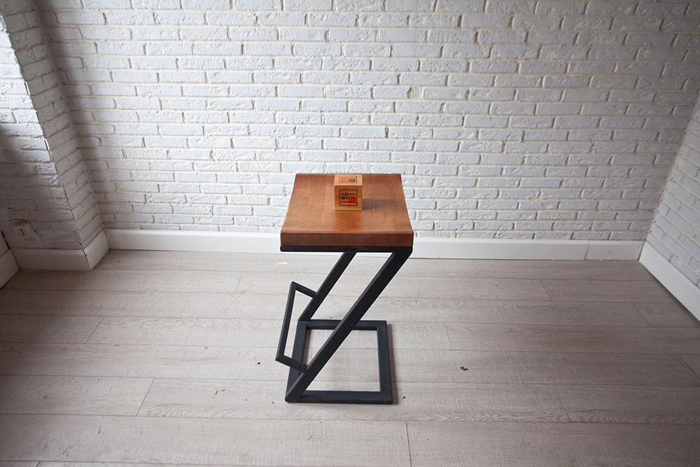 Барный стул «Зигзаг»