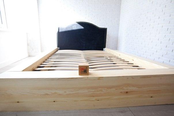Кровать «Вельвет»
