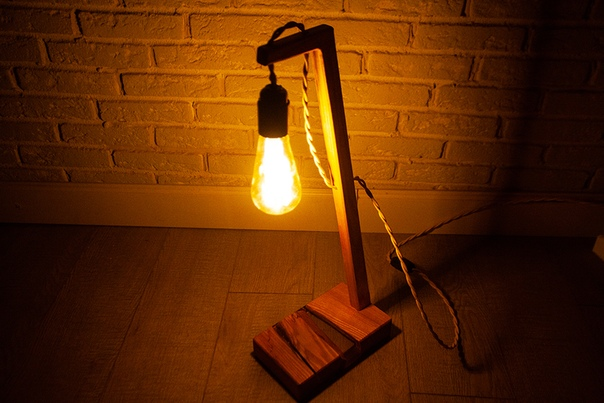 Настольная лампа «Слэблайт»