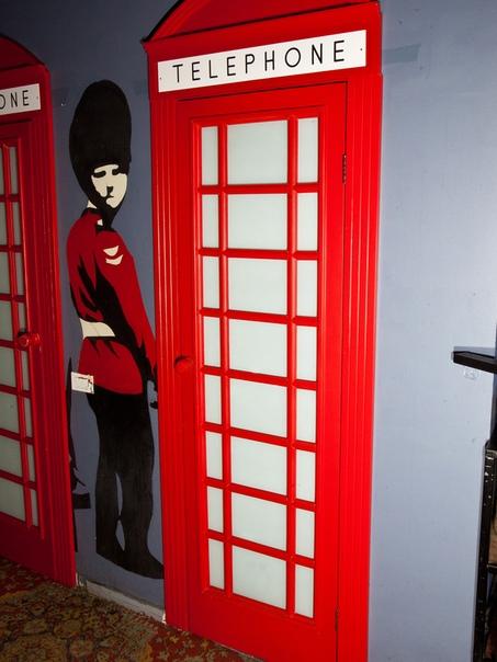 Дверь межкомнатная (комплект) «Телефон»
