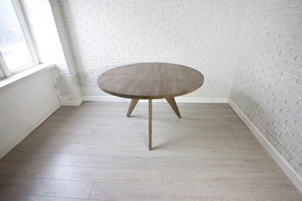 Стол раздвижной из дуба «Модернус»