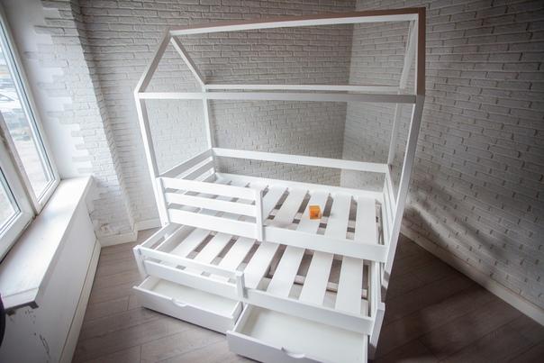 Детская кровать «Хомми Броус»