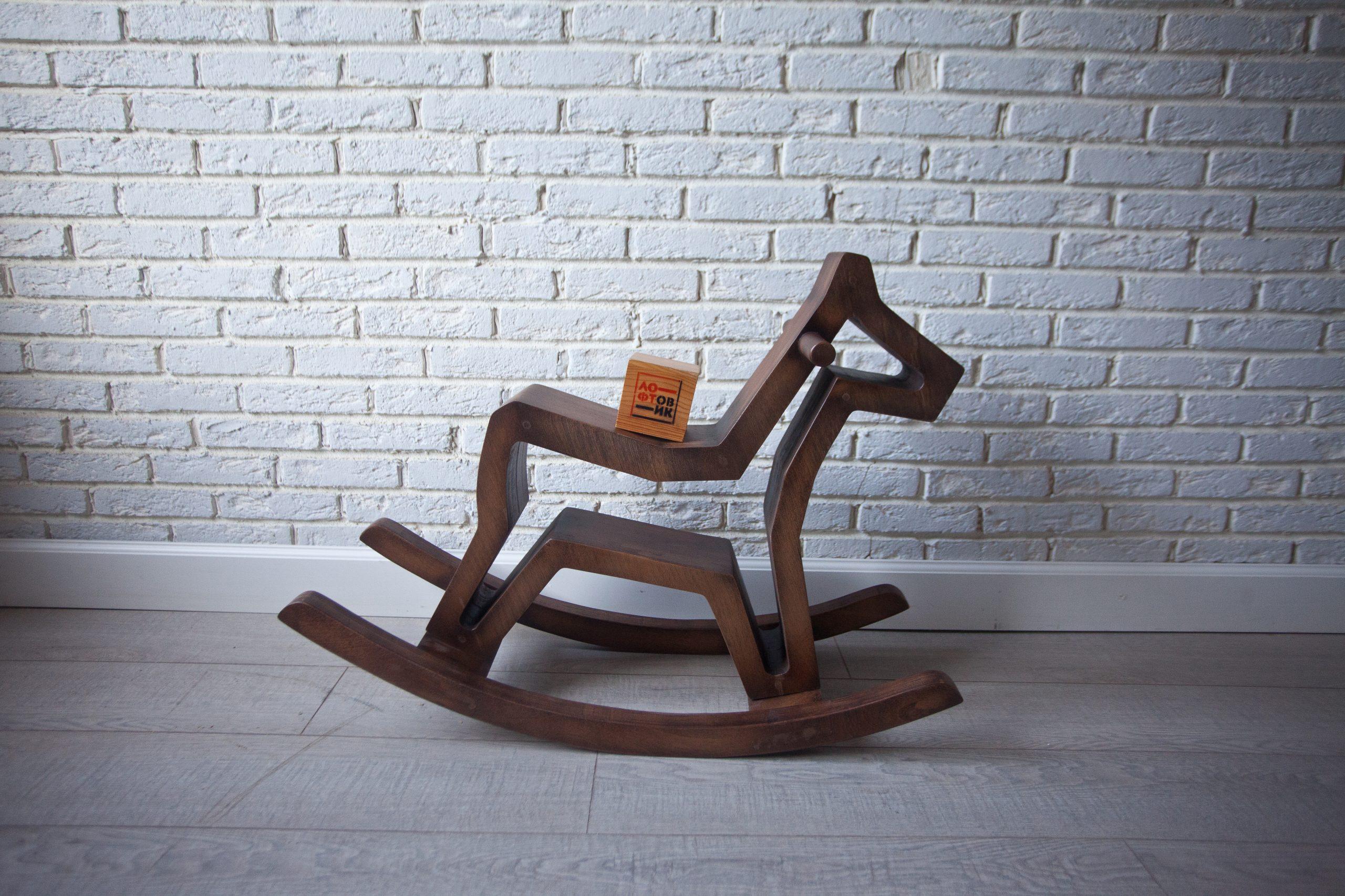 Лошадка-качалка «Рокинг»