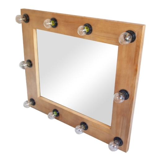 Зеркало «Майкап Лук»