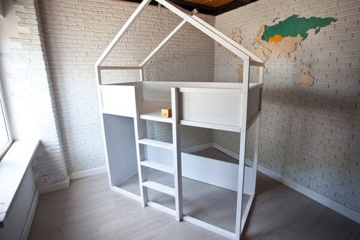Детская кровать «Мансард»