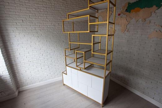 Шкаф — стеллаж «Флэт Хилл»